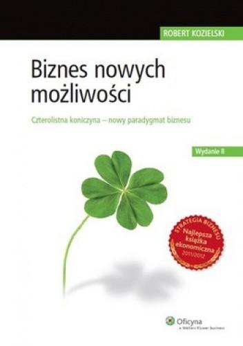 Okładka książki Biznes nowych możliwości