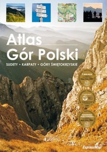 Okładka książki Atlas Gór Polski