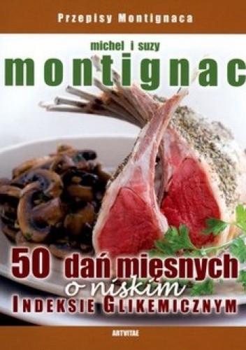 Okładka książki 50 dań mięsnych o niskim indeksie glikemicznym