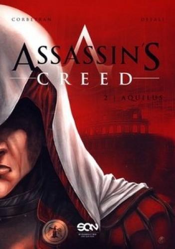 Okładka książki Assassin's Creed. Część 2. Aquilus