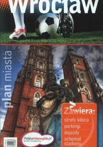 Okładka książki Wrocław. Plan miasta. 1:20 000 Demart