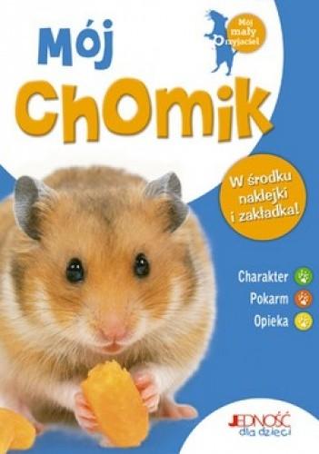 Okładka książki Mój chomik