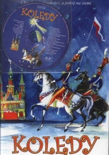 Okładka książki Kolędy + CD