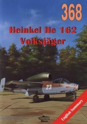 Okładka książki Heinkel He 162 Volksjager 368