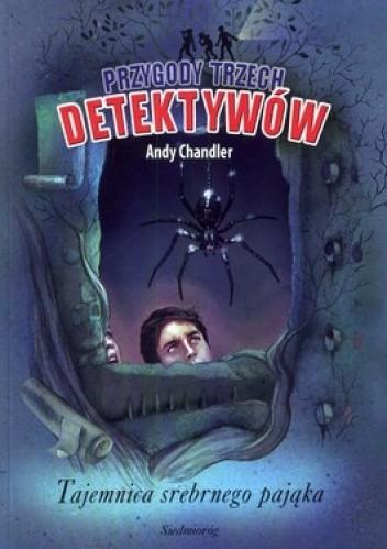 Okładka książki Tajemnica srebrnego pająka