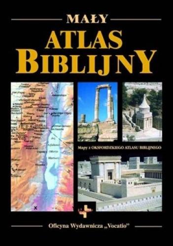Okładka książki Mały atlas biblijny