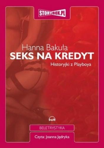 Okładka książki Seks na kredyt. Historyjki z Playboya (CD MP3)