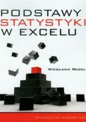 Okładka książki Podstawy statystyki w Excelu