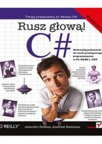 Okładka książki C#. Rusz głową! Wydanie III