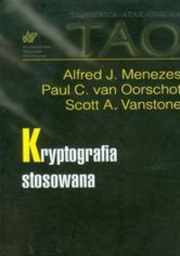 Okładka książki Kryptografia stosowana