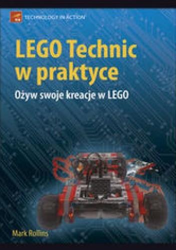 Okładka książki LEGO Technic w praktyce