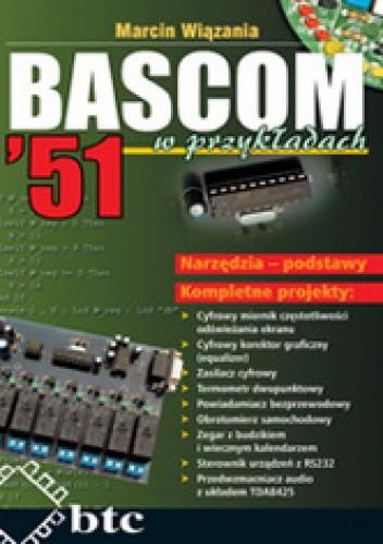 Okładka książki BASCOM '51 w przykładach