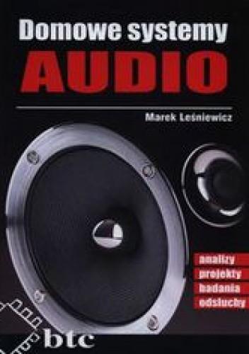 Okładka książki Domowe systemy audio