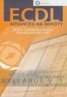 ECDL Advanced na skróty + CD