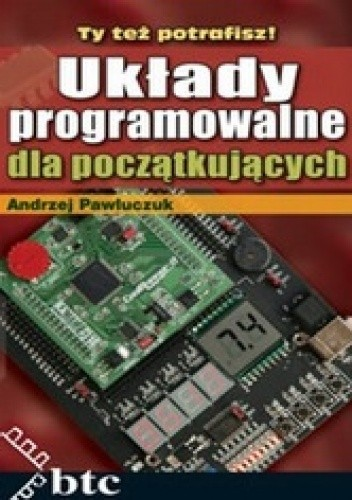 Okładka książki Układy programowalne dla początkujących