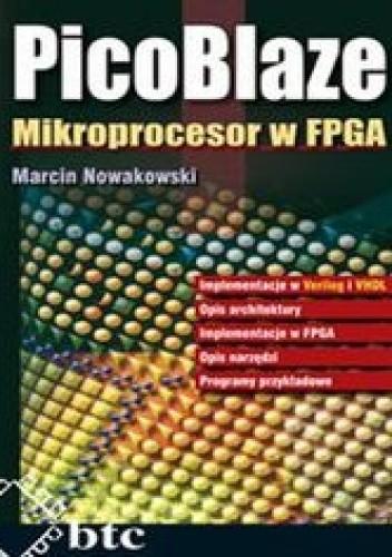 Okładka książki PicoBlaze. Mikroprocesor w FPGA
