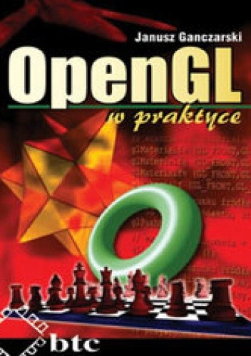 Okładka książki OpenGL w praktyce