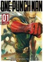 One-Punch Man tom 1 - Cios pierwszy