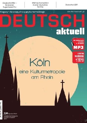 Okładka książki Deutsch Aktuell, 73/2015 (listopad/grudzień)