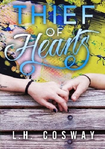 Okładka książki Thief of Hearts