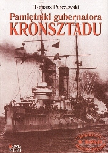 Okładka książki Pamiętniki gubernatora Kronsztadu