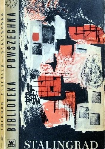 Okładka książki Stalingrad, t. I