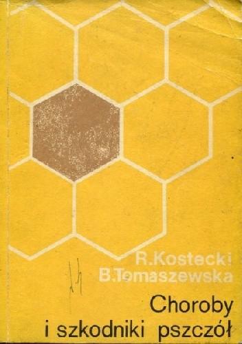 Okładka książki Choroby i szkodniki pszczół
