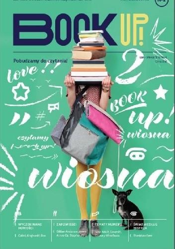 Okładka książki Book Up! Pobudzamy do czytania #2