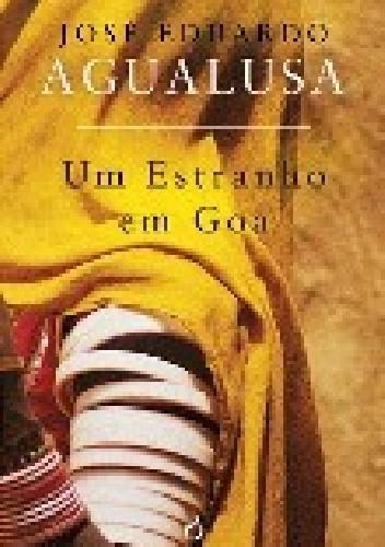 Okładka książki Um estranho em Goa