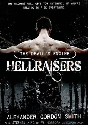 Okładka książki Hellraisers
