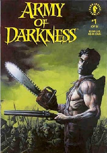 Okładka książki Army of Darkness #1