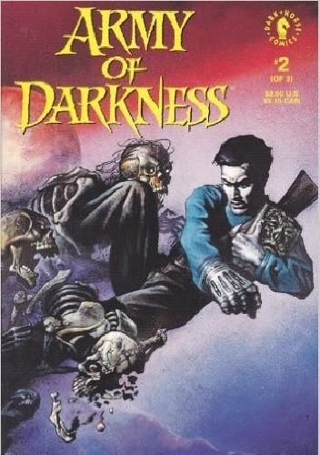Okładka książki Army of Darkness #2