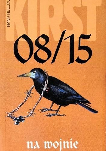 Okładka książki 08/15 na wojnie