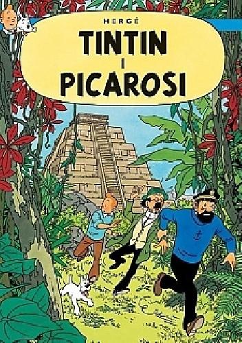 Okładka książki Tintin i Picarosi