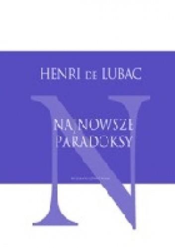 Okładka książki Najnowsze paradoksy