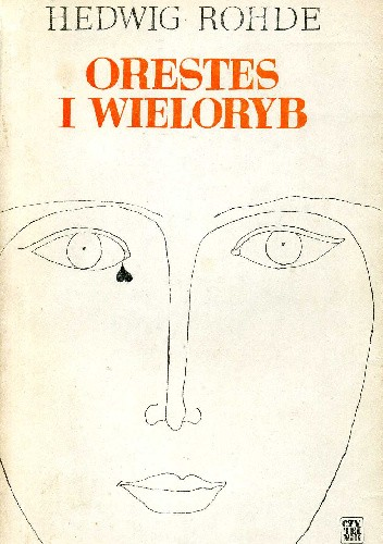 Okładka książki Orestes i wieloryb