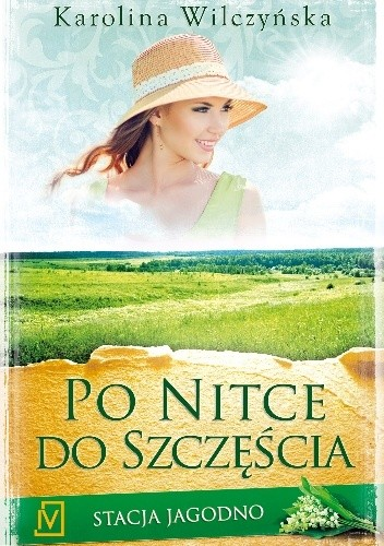 Okładka książki Po nitce do szczęścia