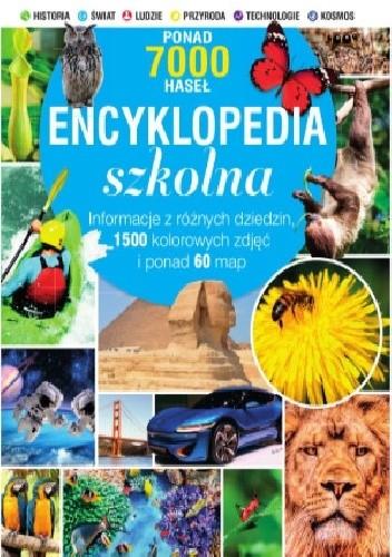 Okładka książki Encyklopedia szkolna