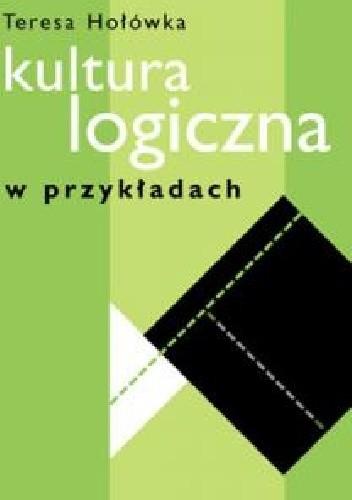 Okładka książki Kultura logiczna w przykładach