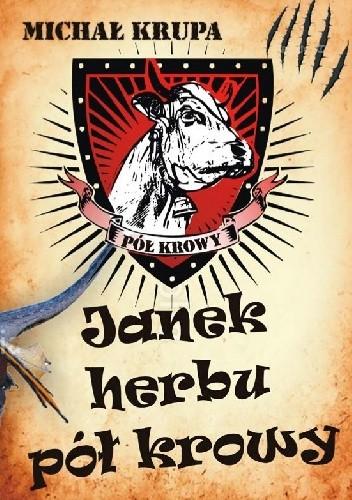 Okładka książki Janek herbu pół krowy