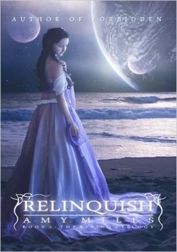 Okładka książki Relinquish