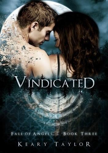 Okładka książki Vindicated