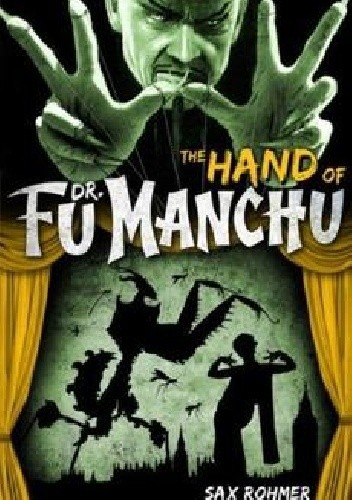 Okładka książki The Hand of Fu-Manchu