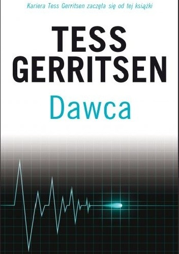 Okładka książki Dawca
