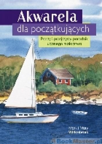Okładka książki Akwarela dla początkujących
