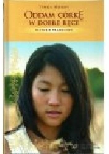 Okładka książki Oddam córkę w dobre ręce