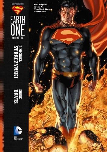 Okładka książki Superman: Earth One Vol 2