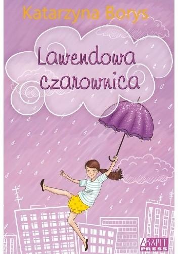 Okładka książki Lawendowa czarownica