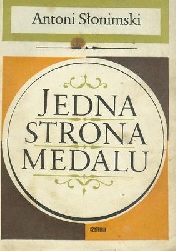 Okładka książki Jedna strona medalu