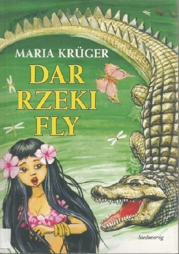 Okładka książki Dar rzeki Fly
